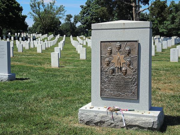 Challenger memorial