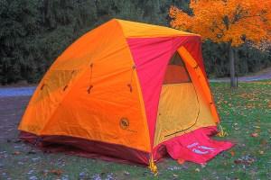 Big Agnes - Big House 4 tent
