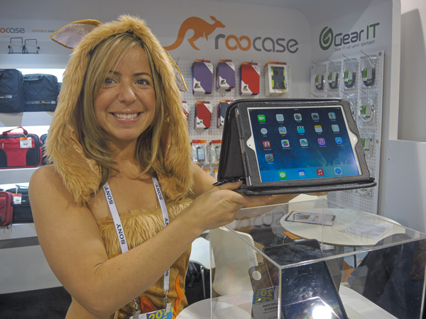 What's hot at 2014 CES – part four