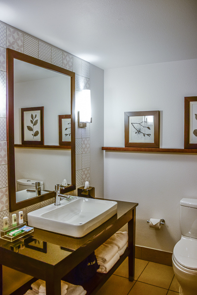 One of the suites at Country Inn & Suites By Carlson - Springfield, Illinois