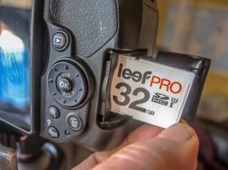 Leef Technology LTD memory card