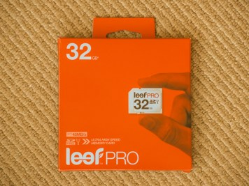 Leef Technology LTD memory card