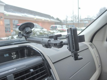 PortaGRIP with Telescoping Suction Cup Mount - #15509