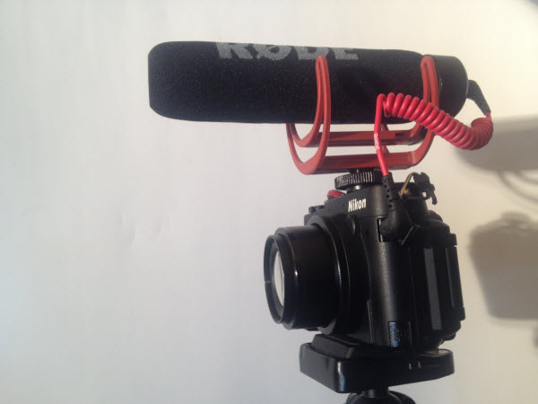 RODE VideoMic GO – the mic for casual shooters
