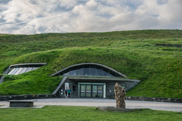 Cliffs of Moher Visitor Center
