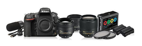 Nikon D810 Filmakers Kit 0230