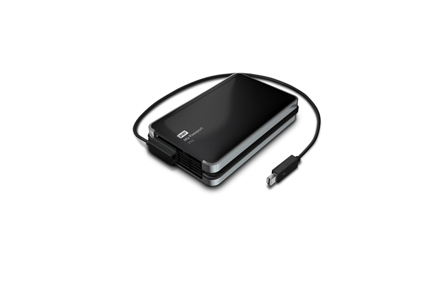 My Passport Pro 4TB Thunderbolt Drive