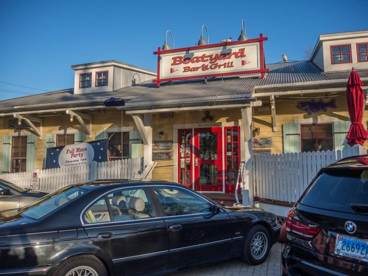Boatyard Bar & Grill