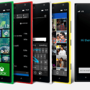 Nokia Lumia 1520 packs in the photo features