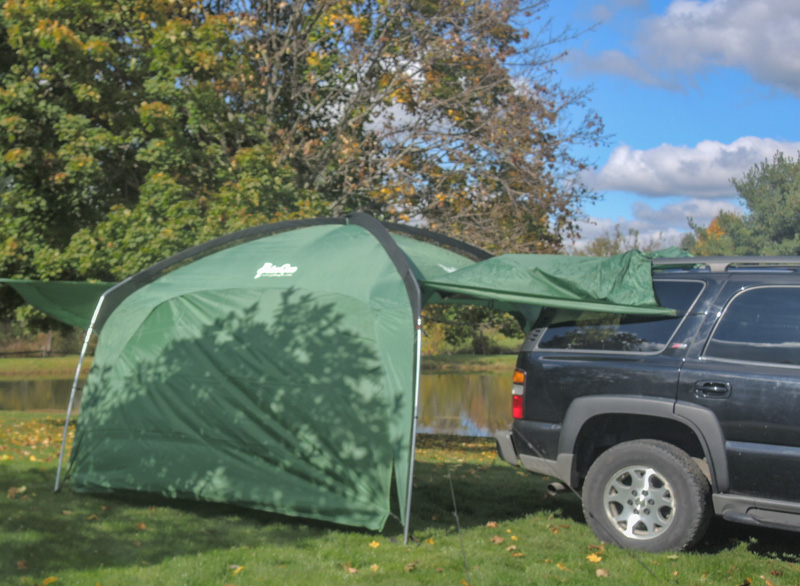 PahaQue-7260 & Cottonwood XLT Shade Shelter by PahaQue review | Doug Bardwell