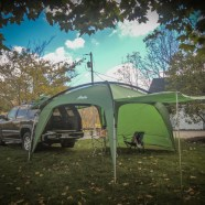 Cottonwood XLT Shade Shelter by PahaQue review