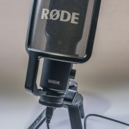 Rode NT-USB for studio quality recording – anywhere