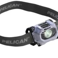 Pelican 2750 Head Lamp blazes through the dark