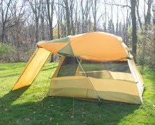 Tensleep Station 4 tent by Big Agnes – review