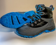 Hi-Tec boots are ideal for winter