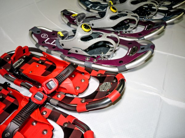LL Bean Snowshoes-7461