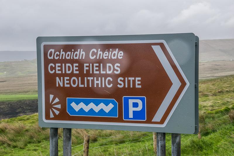 Ceide Fields at Ballycastle