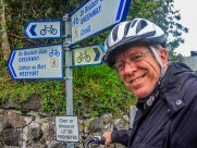 e-Bike riding with Electric Escapes on the Greenway in Mallaranny, County Mayo