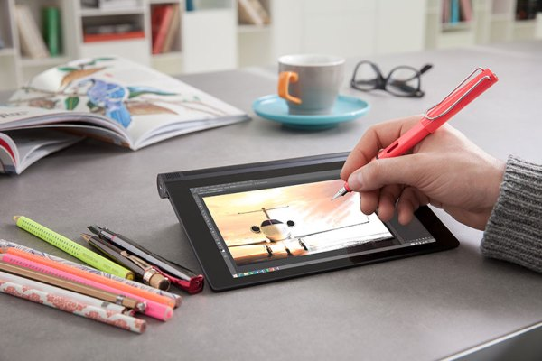 Yoga Tablet 2 with Any Pen