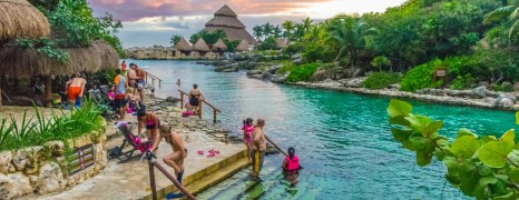 Xcaret – an all-inclusive park for all-encompassing enjoyment