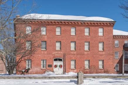 Historic Deerfield Memorial Hall