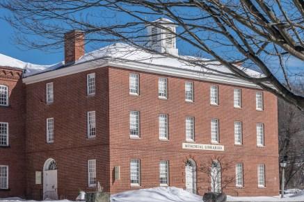 Historic Deerfield Memorial Libraries