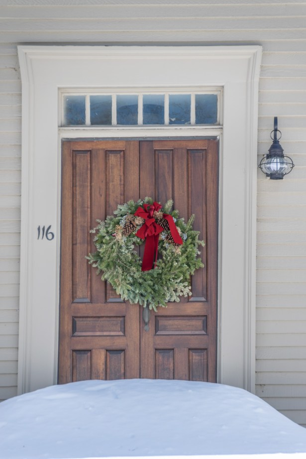 Historic Deerfield doorway