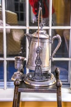 Deerfield Inn tea pot