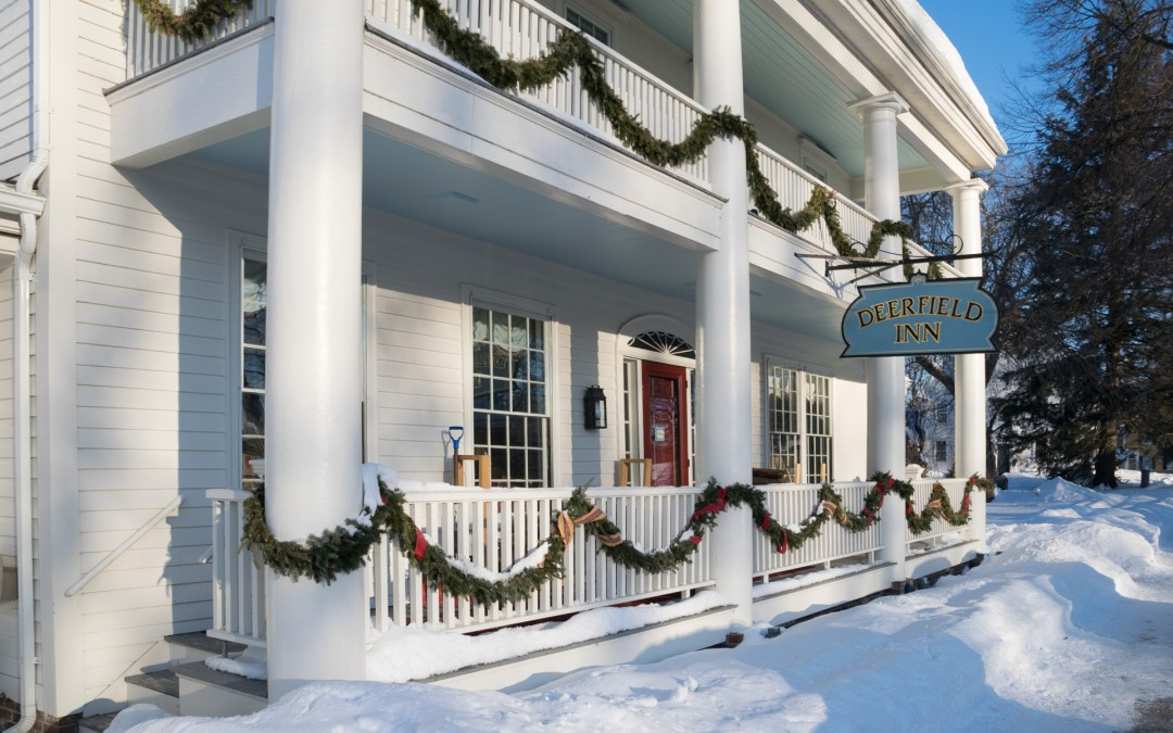 Deerfield Inn – like visiting your favorite aunt