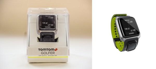 TomTom Golf-profile