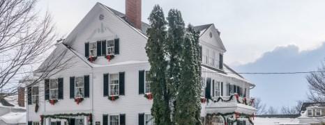 Captain Jefferds Inn – quintessential Kennebunkport