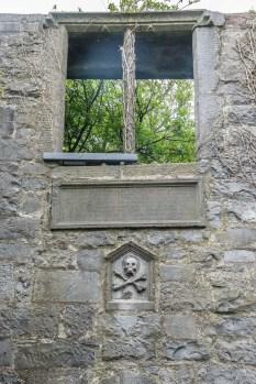 Lynch Memorial Window in Galway City