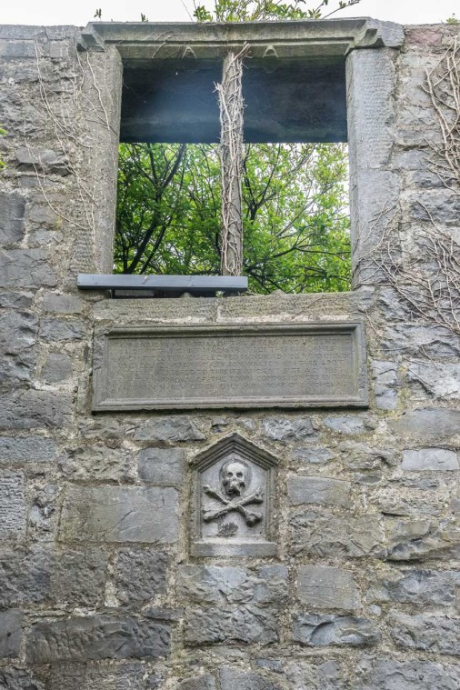 Lynch Memorial Window in Galway City