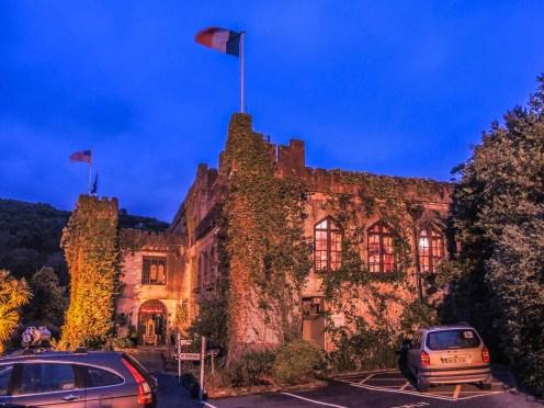 Abbeyglen Hotel in Clifden, Ireland