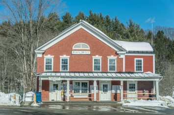 Post Office in Grafton Vermont