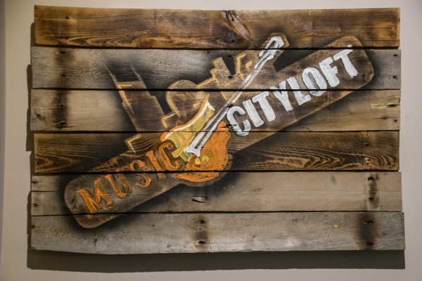 Music City Lofts logo