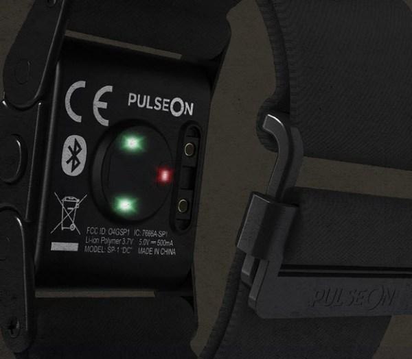 Pulse On sensors