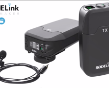 RODELink Filmmaker Kit – world class wireless that works