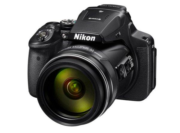 Nikon P900 angle view