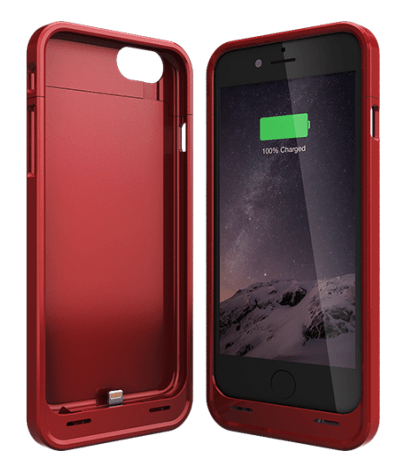 UNU DX-6 Protective Battery Case for iPhone 6
