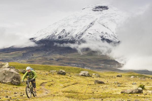 ecuador biking
