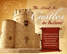 8 Top castles in Ireland