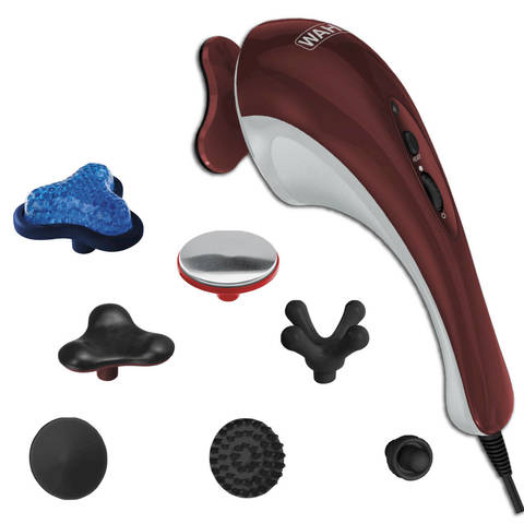 Wahl's massage products – meant for life's big pains