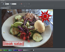 Image editing done easy with Xara Photo & Graphic Designer 365