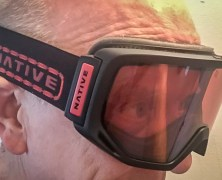 Coldfront Ski Goggles by Native Eyewear