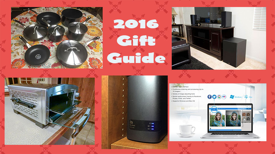 2016 Gift Guide for the home