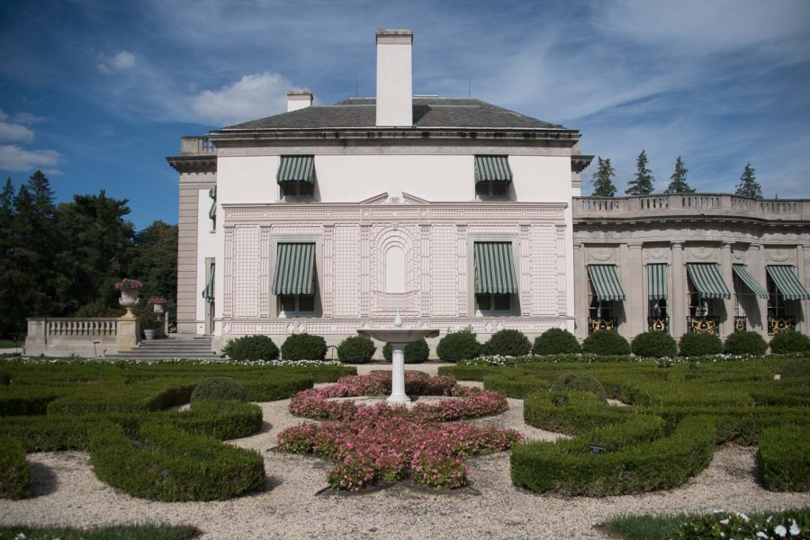 Gardens at at Nemours Mansion and Estate
