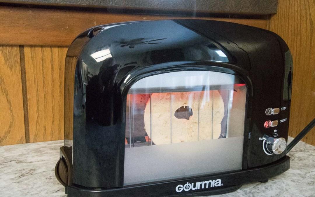 Gourmia GWT230 Motorized Toaster