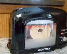 Gourmia GWT230 Motorized Toaster