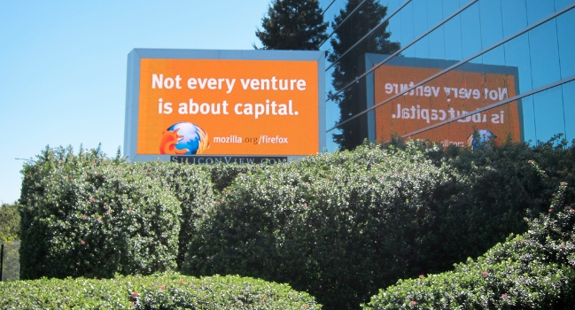 Not every venture is about capital